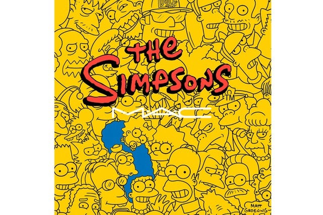 MAC is Going to Do a Marge Simpson Collection