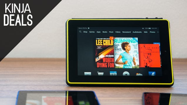 Save on the Kindle Fire HD (Plus the Kids Editions) For the Holidays