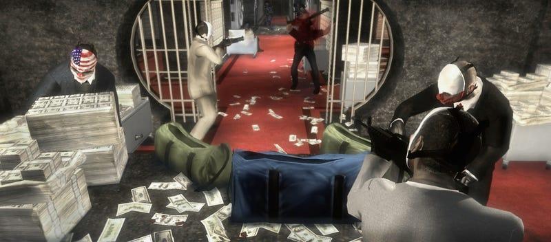 Payday: The Heist Screenshots