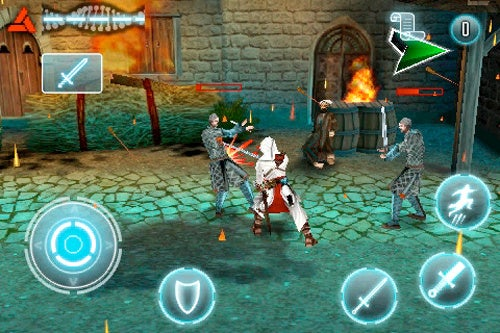 Palm Pre Gets Its First Decent, Official Game: Assassin's Creed