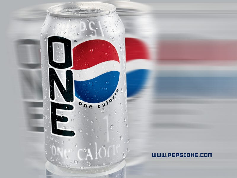 Pepsi One Won't Give You Cancer as Long as You Don't Drink a Whole Can