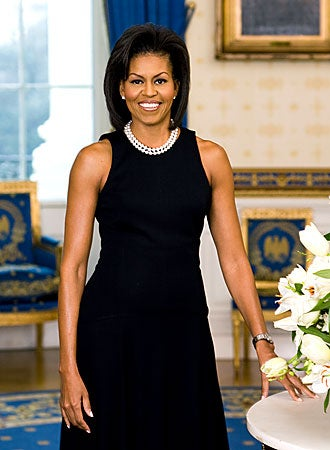 Michelle Obama Loves Fashion Again; Beckham Brings In New Designers For Denim Line
