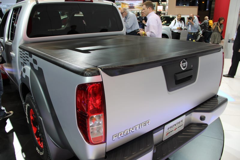 Nissan Frontier Cummins Diesel Runner Teases A Bright Future