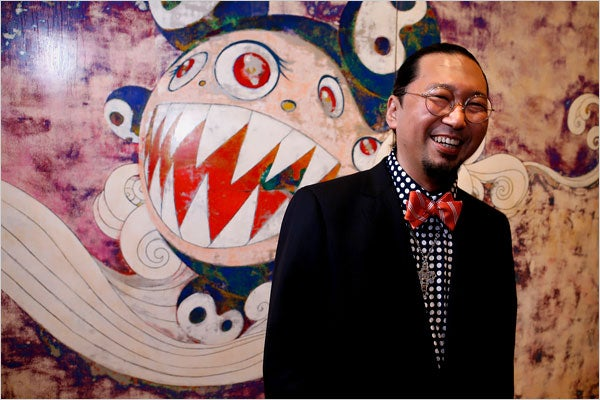 "A New Vuitton-Murakami Handbag Line ""Will Help Make New York Strong Again!"""