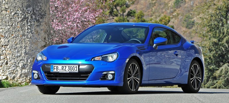Why Now Is The Time To Buy A Subaru BRZ In The UK