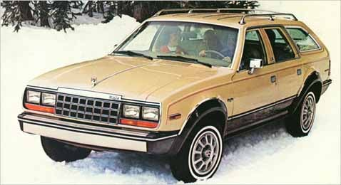 The AMC Eagle: Before Its Time, Dammit!