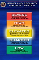 Terrorists Win As Arbitrary Fearmongering Color Chart Nears Its End