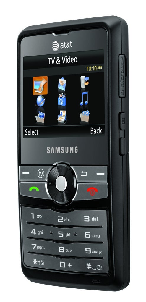"Behold the ""Access,"" Samsung's First Mobile TV Phone With AT&T"