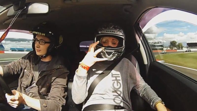 Ford Fiesta ST Driver Subjects Mom To Fiesta Of Track Day Terror