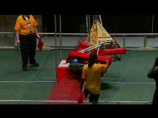 FIRST Robot Competition Championship 2010