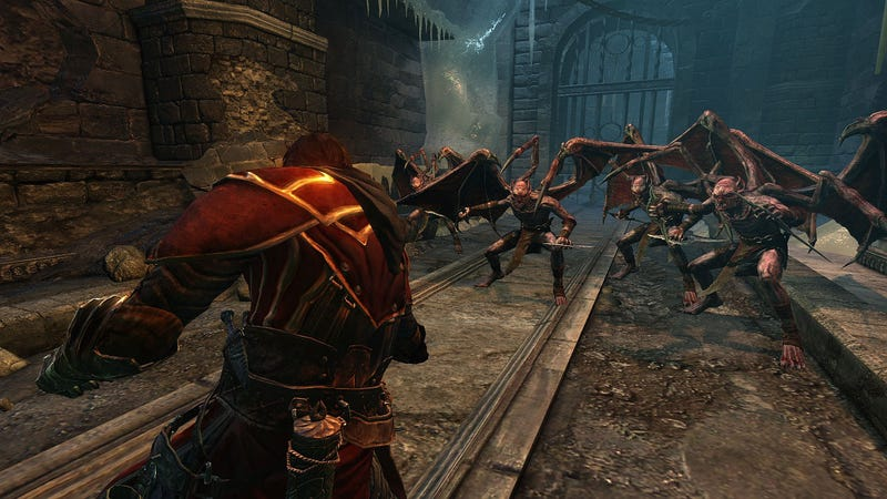 Kojima's Castlevania: Lords of Shadow Whips Out New Screens
