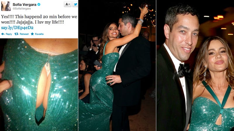 'Her Whole Fucking Ass Was Sticking Out': Sofia Vergara's Fiancé Is a Total Dick