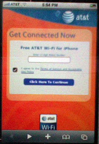 AT&T Giving Free Starbucks Wi-Fi to iPhone Users?