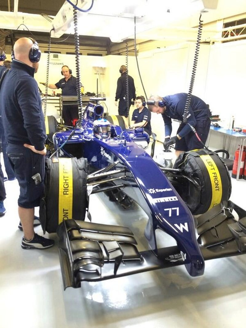 Finally, Real Images of the FW36