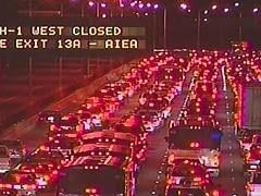 Honolulu Lulu! 14-Hour Traffic Jam Snarls Oahu