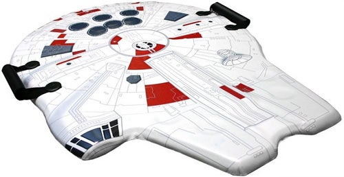 Millennium Falcon Sled is as Close as You'll Ever Get to the Real Thing