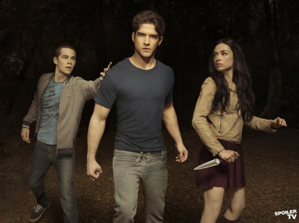 Promotional Teen Wolf Cast Images