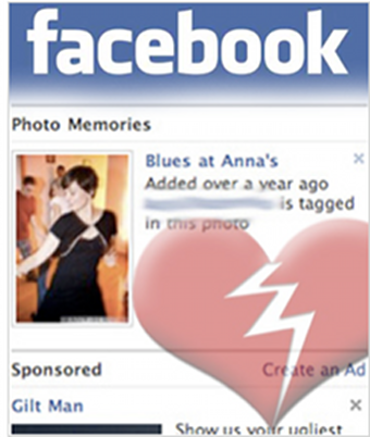 Facebook Will Stop Taunting You With Pictures Of Your Ex[