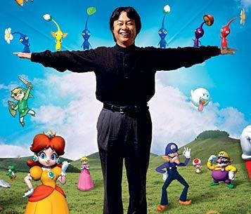 Liveblogging Shigeru Miyamoto's Developer Round Table