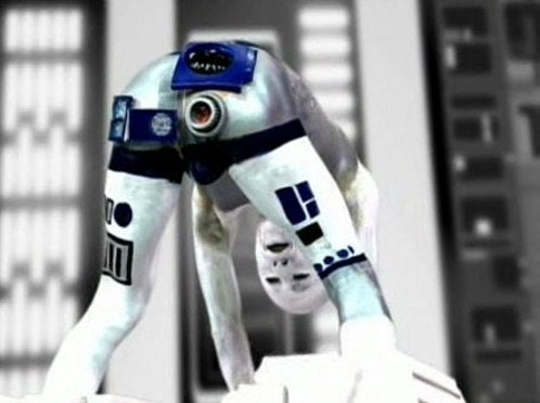 This Is Definitely Not The Droid You're Looking For