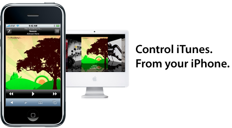 Control iTunes from Your iPhone Using Signal
