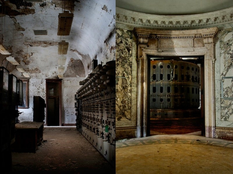These Abandoned Power Stations Are Majestic in Their Decay