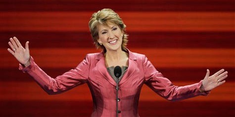 Hey Carly Fiorina, Who Exactly Is Holding My Uterus Hostage?