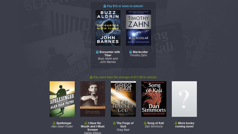 The Humble Sci-Fi eBook Bundle Is An Amazing Bargain For Book Lovers