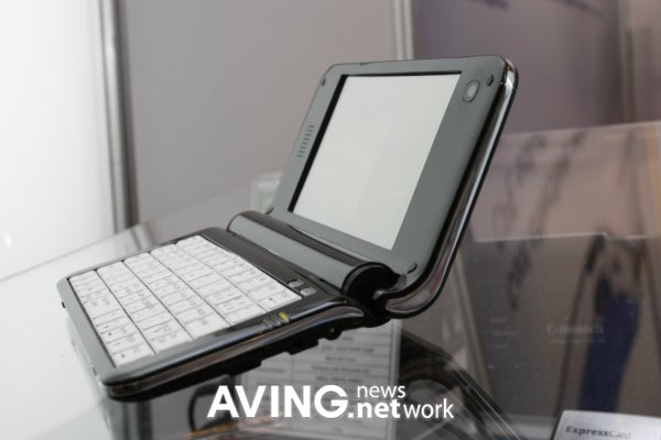 UMID's Mini Netbook Makes Eees Look Massive