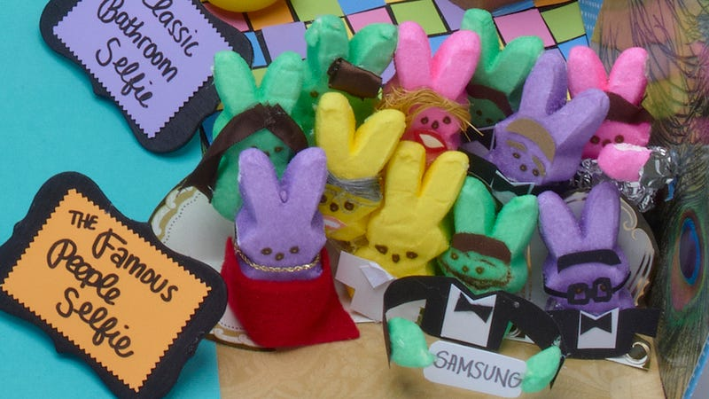 Selfies, Politics and Poop: It's the Annual Peeps Diorama Contest