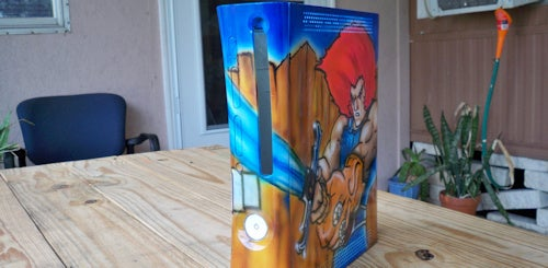 Sweet ThunderCats Xbox 360 Makes Me Bummed the Movie is on Hold