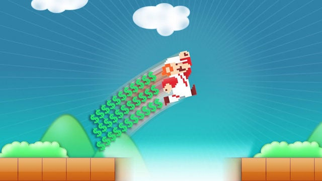 Crazy Nintendo Investor Wants Us To Pay $0.99 For Higher Mario Jumps