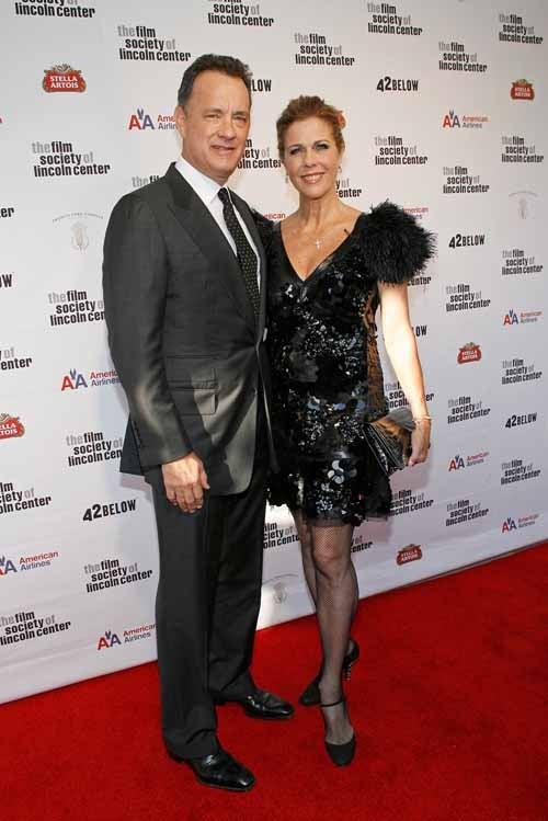 Major Stars Shine For Tom Hanks (Well, Most Of Them)
