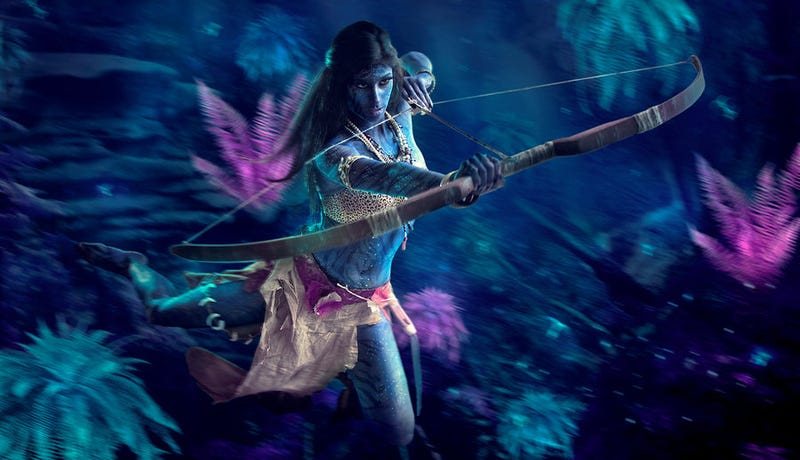 Let These Beautiful Fantasy Images Kick You in the Face