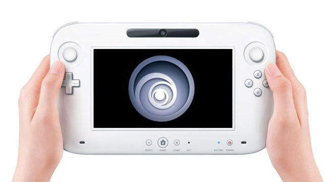 Ubisoft Working on FIVE Wii U Titles
