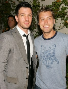 Hollywood PrivacyWatch: JC Chasez