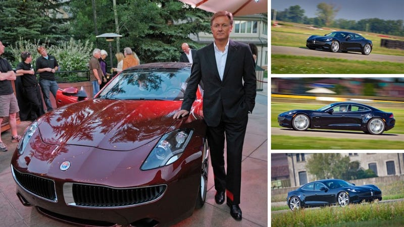 How Fisker got $500 million in government loans for a fuel economy flop