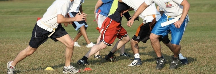 """Surly Flag Football Coach Needs Team To Learn How To """"Grab A Fucking Flag And Pull It Off."""" STAT"""