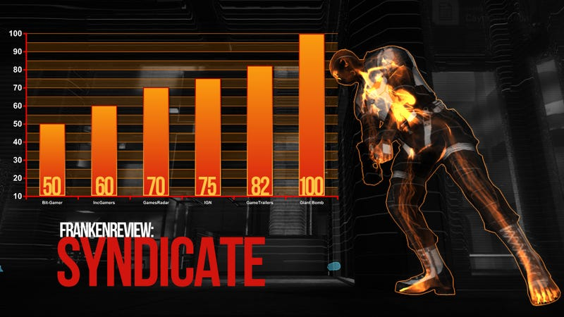 In Syndicate's Corrupt Corporate Future, Roving Bands of Game Critics Fight a War of Opinion