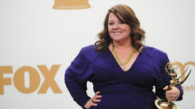 Melissa McCarthy Says She'd Love To Be Emaciated