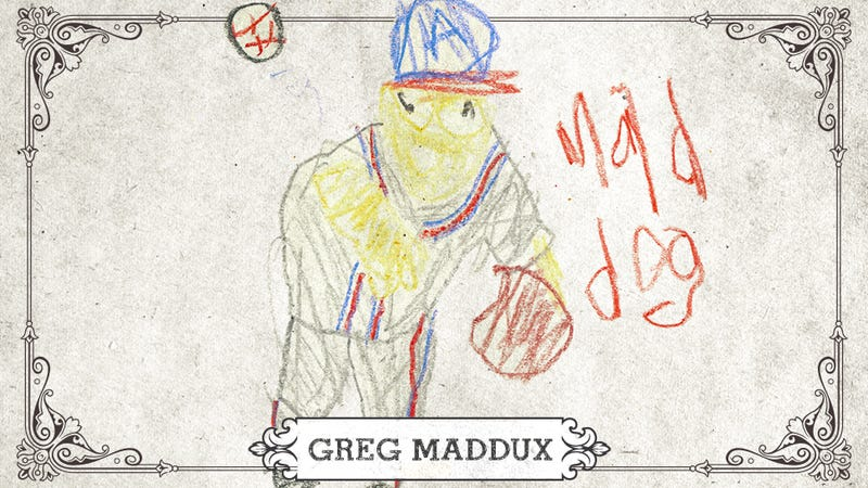 Greg Maddux Taught Me How To Watch Baseball
