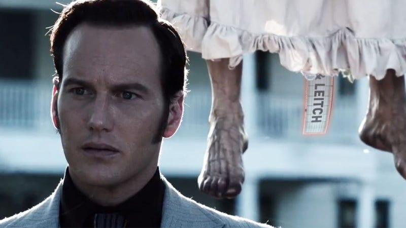The Conjuring Is Old-School Terrifying