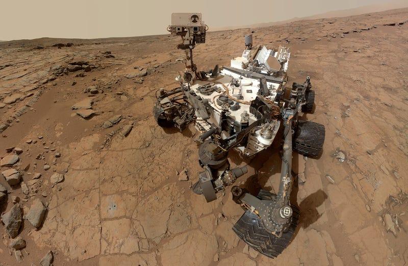 We're Being Overprotective of Mars