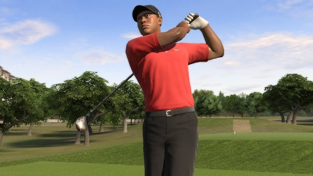 Tiger Woods 13 will be EA Sports' First Kinect Game