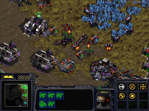 AI Convention Features StarCraft Competition