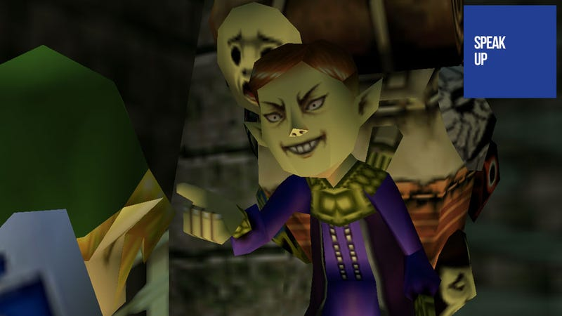 Dear Nintendo, Please Give Me a Zelda Game Tougher Than Majora's Mask