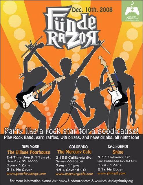 Funde Razor Goes Tri-City: Adds San Fran to New York, Denver Mix