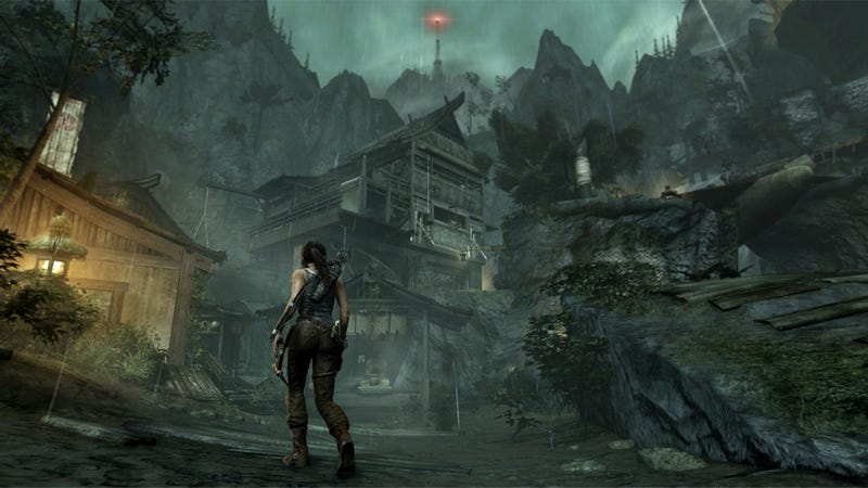 On Steam, Square Enix Wants 30 Bucks To Put Tomb Raider into Japanese