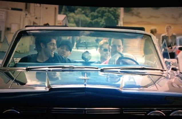 cars in the movie entourage. Black Bedroom Furniture Sets. Home Design Ideas