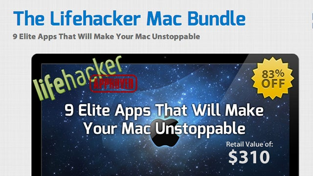 Get $310 Worth Of Great Mac Apps, Including TextExpander and Dropzone, for $50